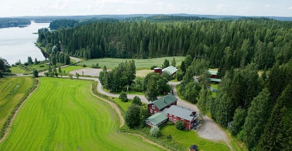 Matkailutila Haapamäki