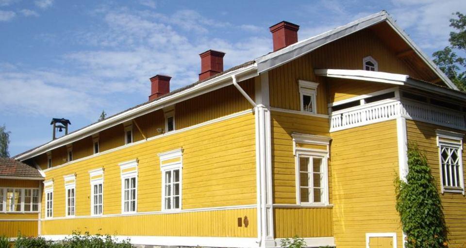 Koskipirtti ja Museotalo