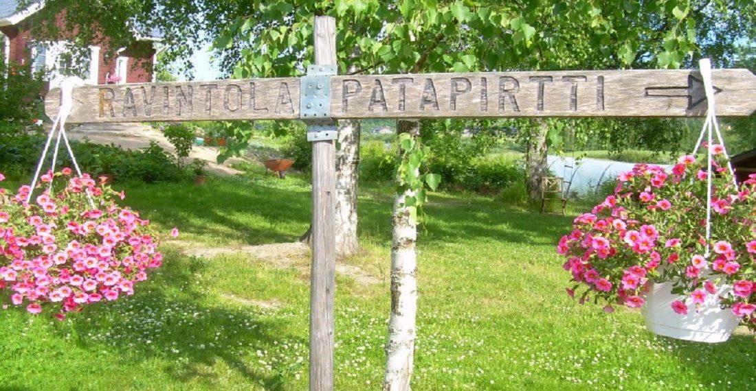 Ravintola Patapirtti - Uusi-Yijälän Tila
