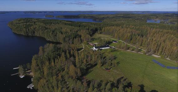 Tynkkylän Lomaniemi