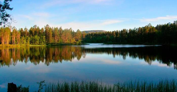 Lemmenjoki Camping - Lemmenjoen Lumo